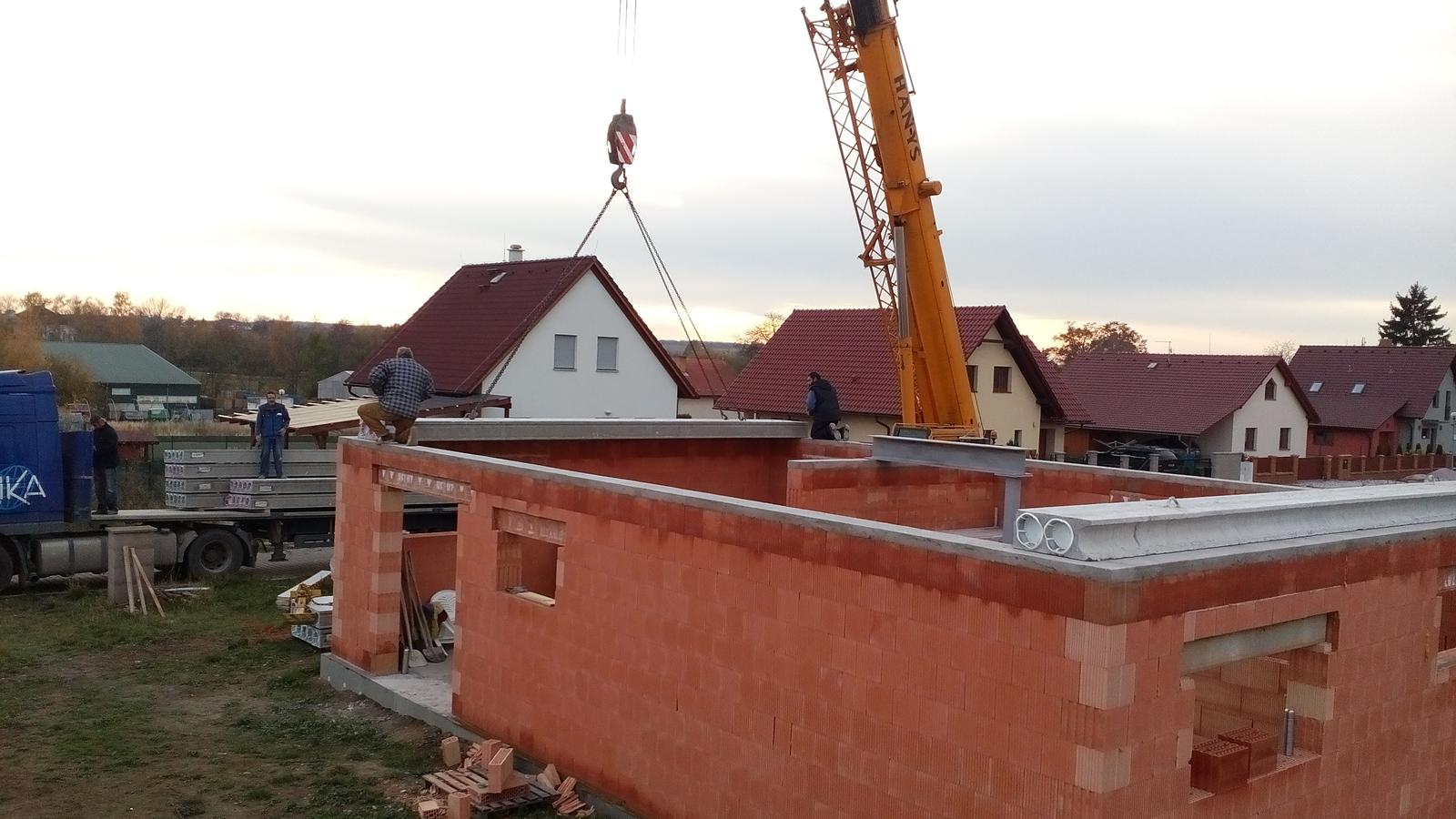 Stavba v kostce - zas o trošku výš