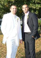 White and Black, alebo ženich s bratom