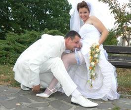 Nevieme sa dočkat svadobnej noci