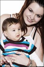 Victorka s maminkou. :*