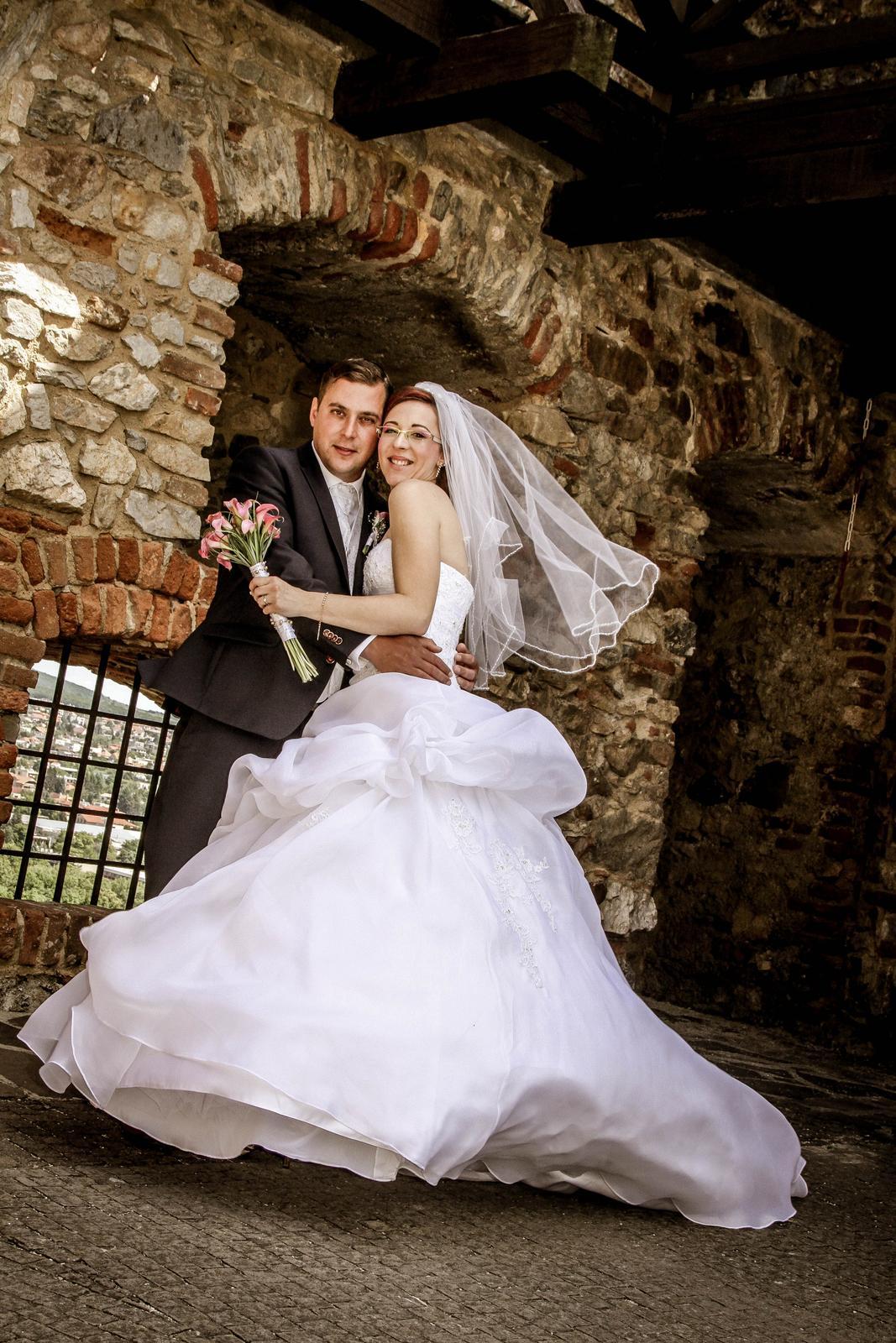 Náš svadobný deň 27.05.2017... - Obrázok č. 1