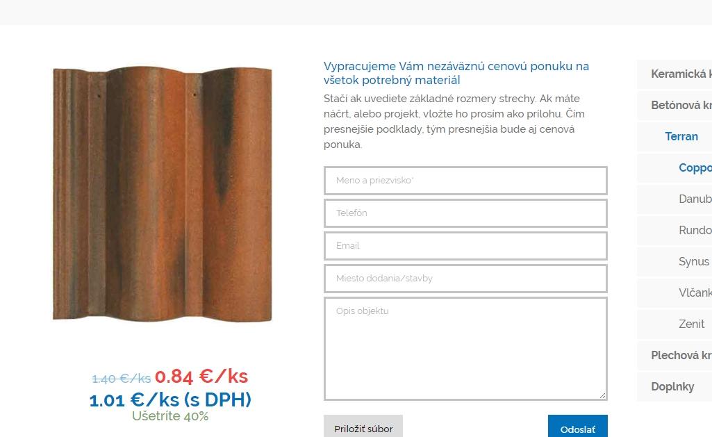 Cena rodinného domu svojpomocne do 40 000 eur - -... - str. 8 ba9c663e28b