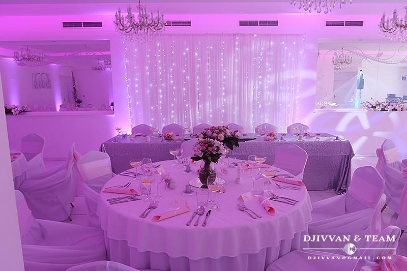 djivvan - Dj Ivvan & Team na svadbu Hotel Sebastian sála
