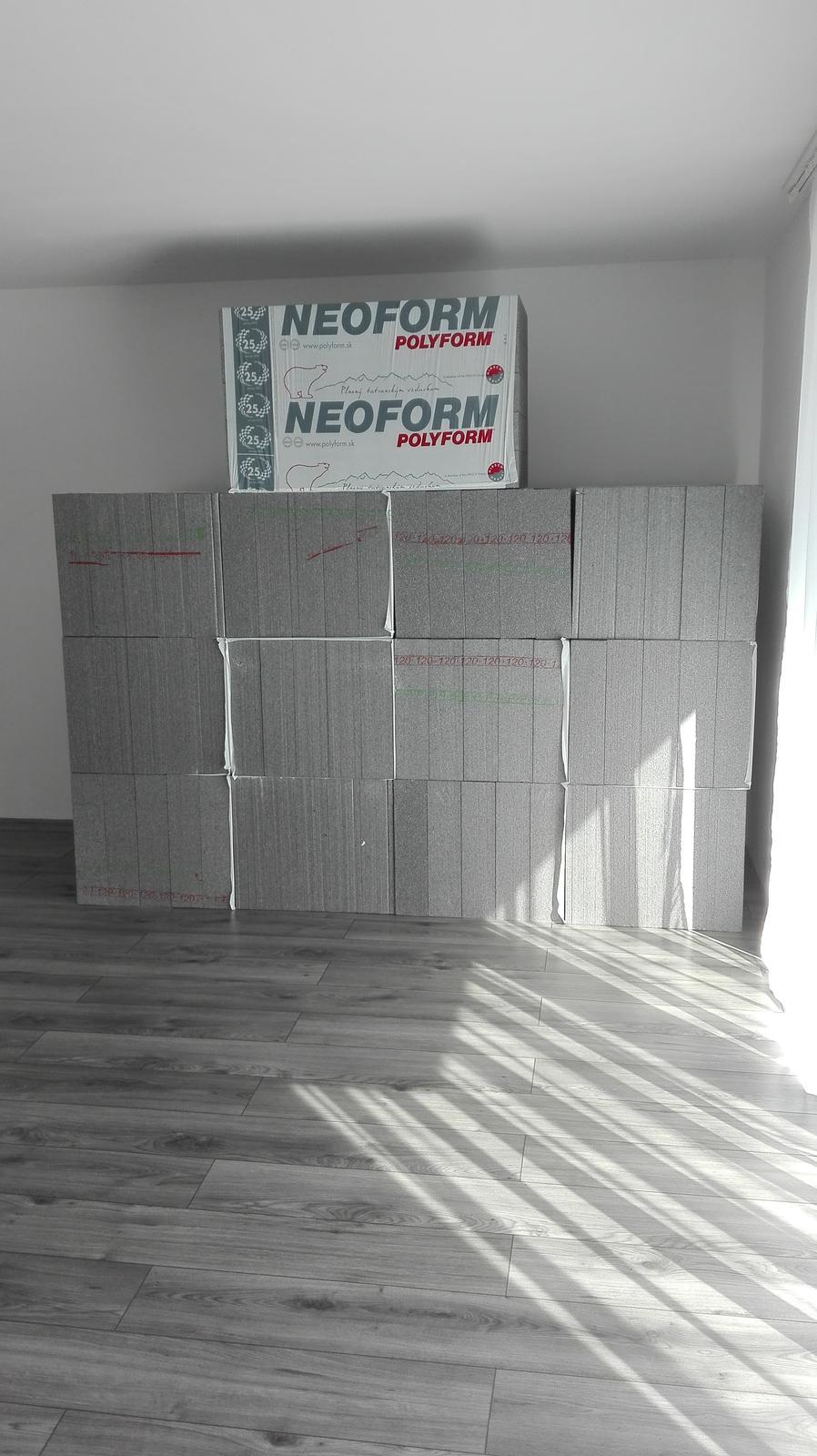 Fasadny polystyrén - Obrázok č. 1