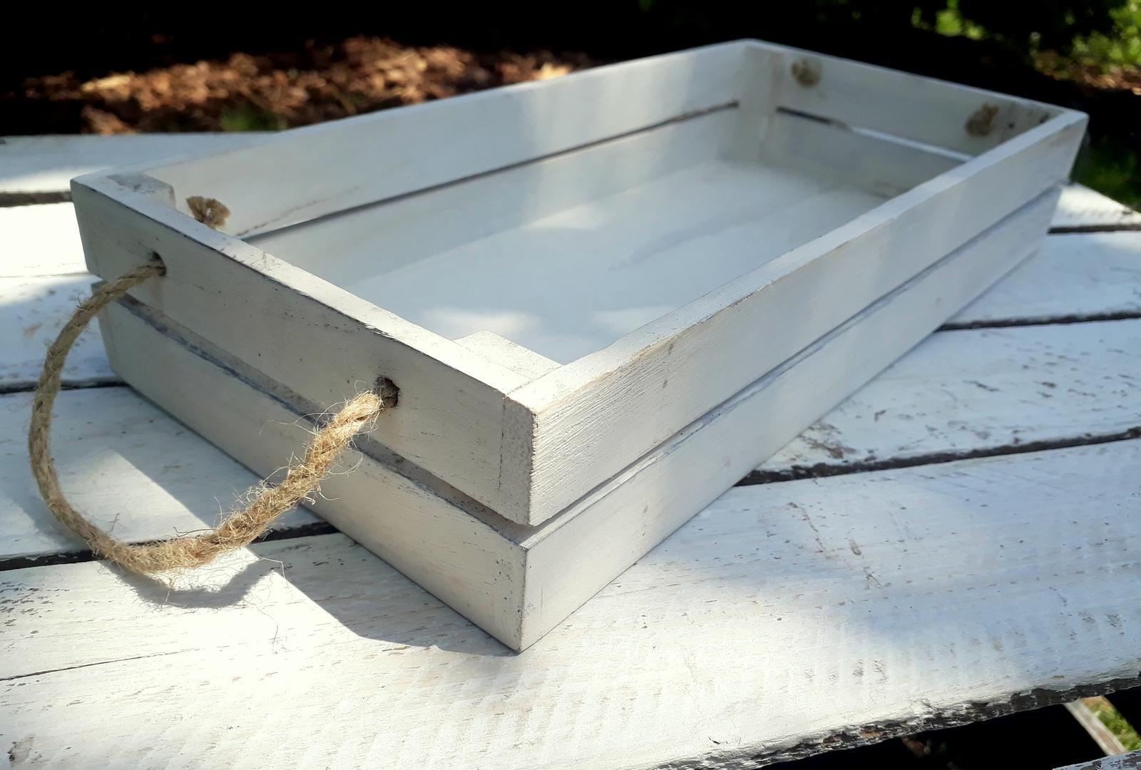 Dřevěná krabička - rezervováno - Obrázek č. 1