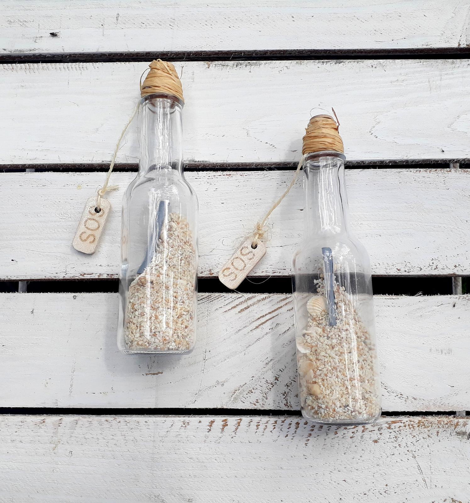 Dekorační láhev - Obrázek č. 1