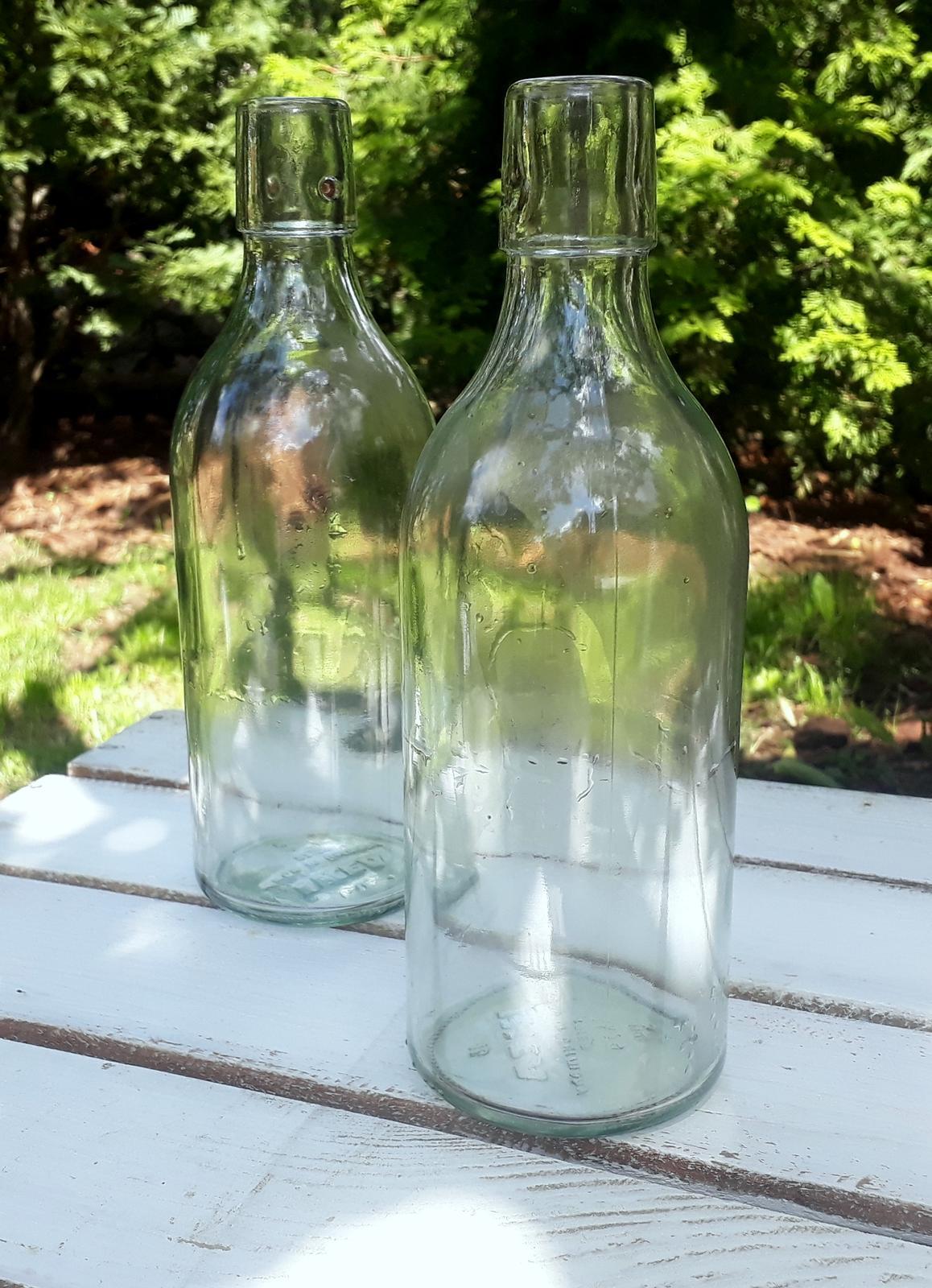 Dekorační láhev - rezervováno - Obrázek č. 1
