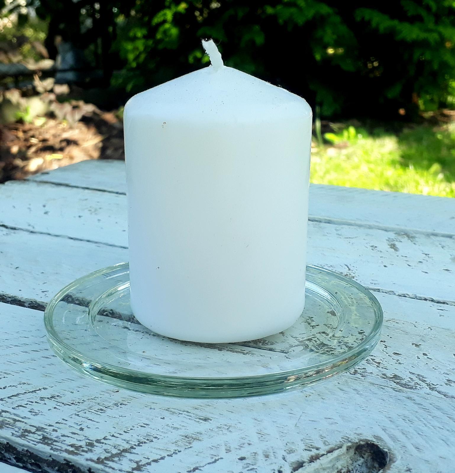 Podložka pod svíčku - Obrázek č. 1