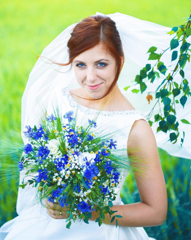 Kristýna Křížová{{_AND_}}Radovan Sobotka - Kytice a květinová výzdoba byla úžasná. :-)