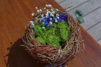 Symbolicky hnízdo lásky. :-)