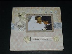 svatební album místo té fotky bude naše