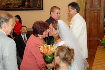 gratulace maminky slzy nechyběly