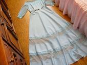 dlhe modre šaty, 38