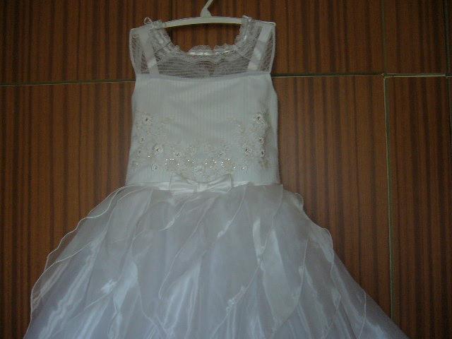 šaty na 1.sv. prijimanie - Obrázok č. 2
