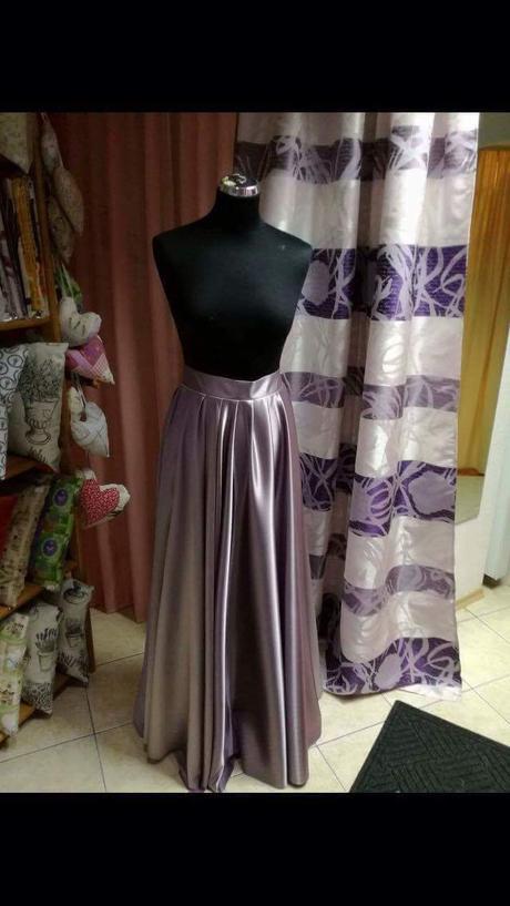 sukne pre družičky rôzne velkosti - Obrázok č. 1