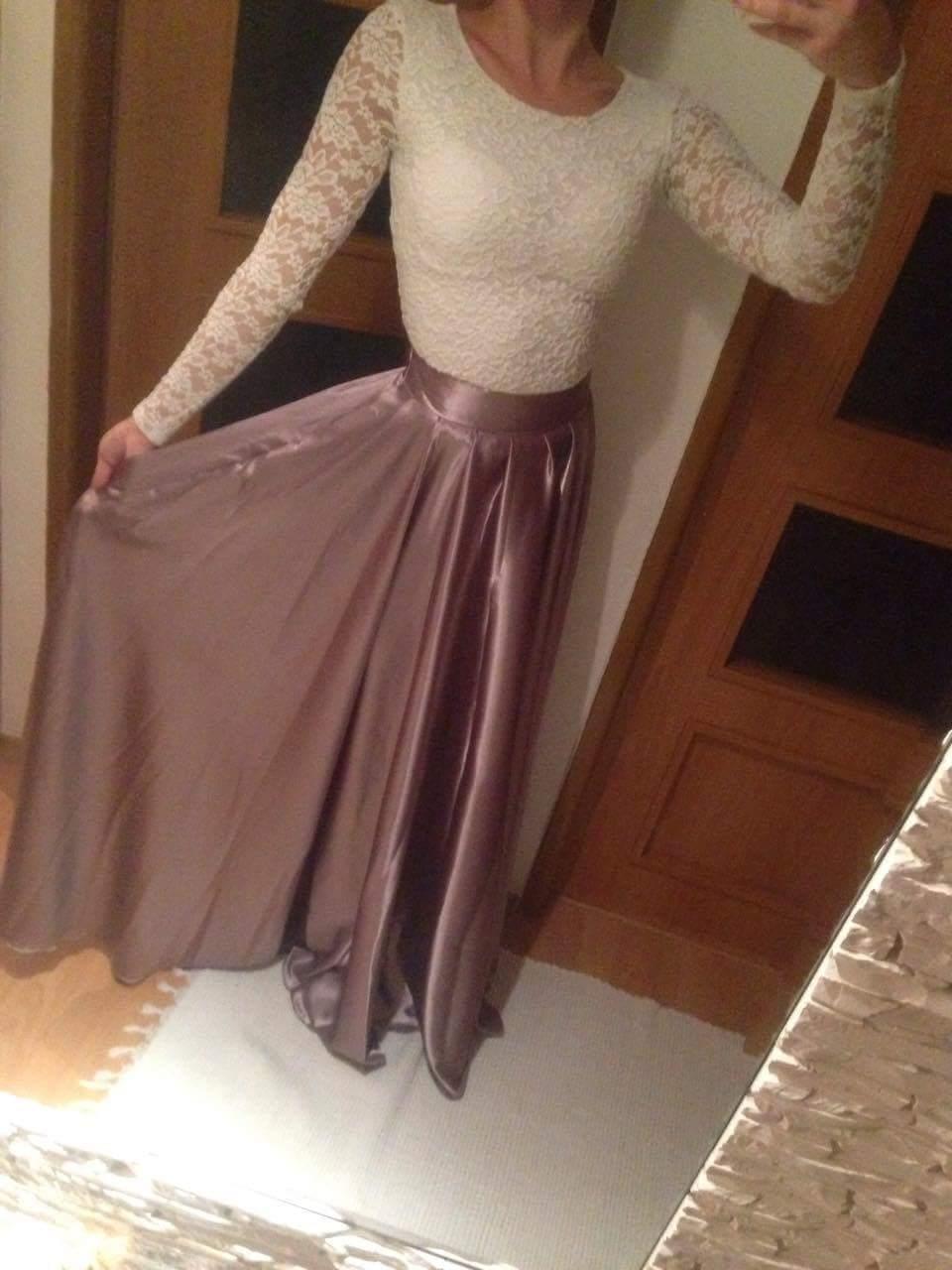 sukne pre družičky rôzne velkosti - Obrázok č. 3