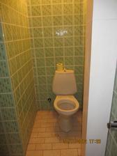 WC v 2.patře