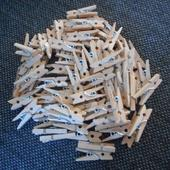 Dřevěné kolíčky mini,
