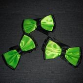 Zelenočerný pánský motýlek,
