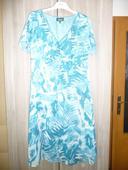Bílo-modré šaty, 42