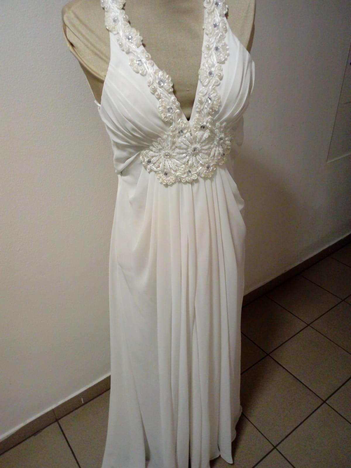 Svadobné/popolnočné šaty - Obrázok č. 3