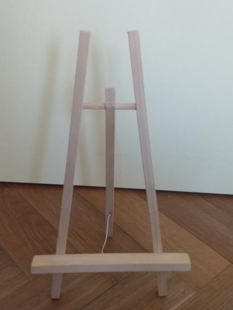 Stojan na rámik - Obrázok č. 1