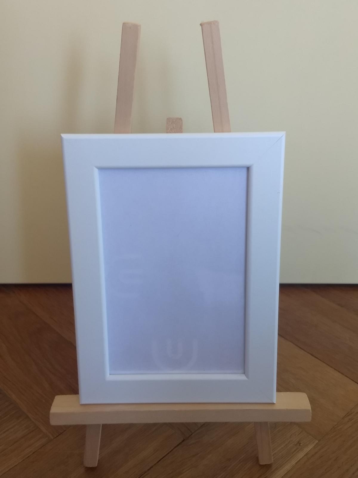 Stojan na rámik - Obrázok č. 2