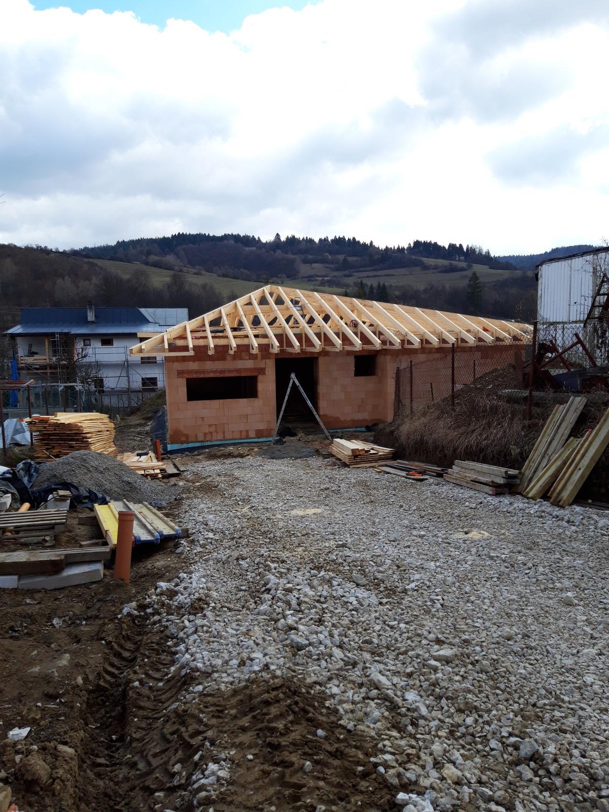 Realizácia hrubej stavby v pri Žiline - Obrázok č. 3