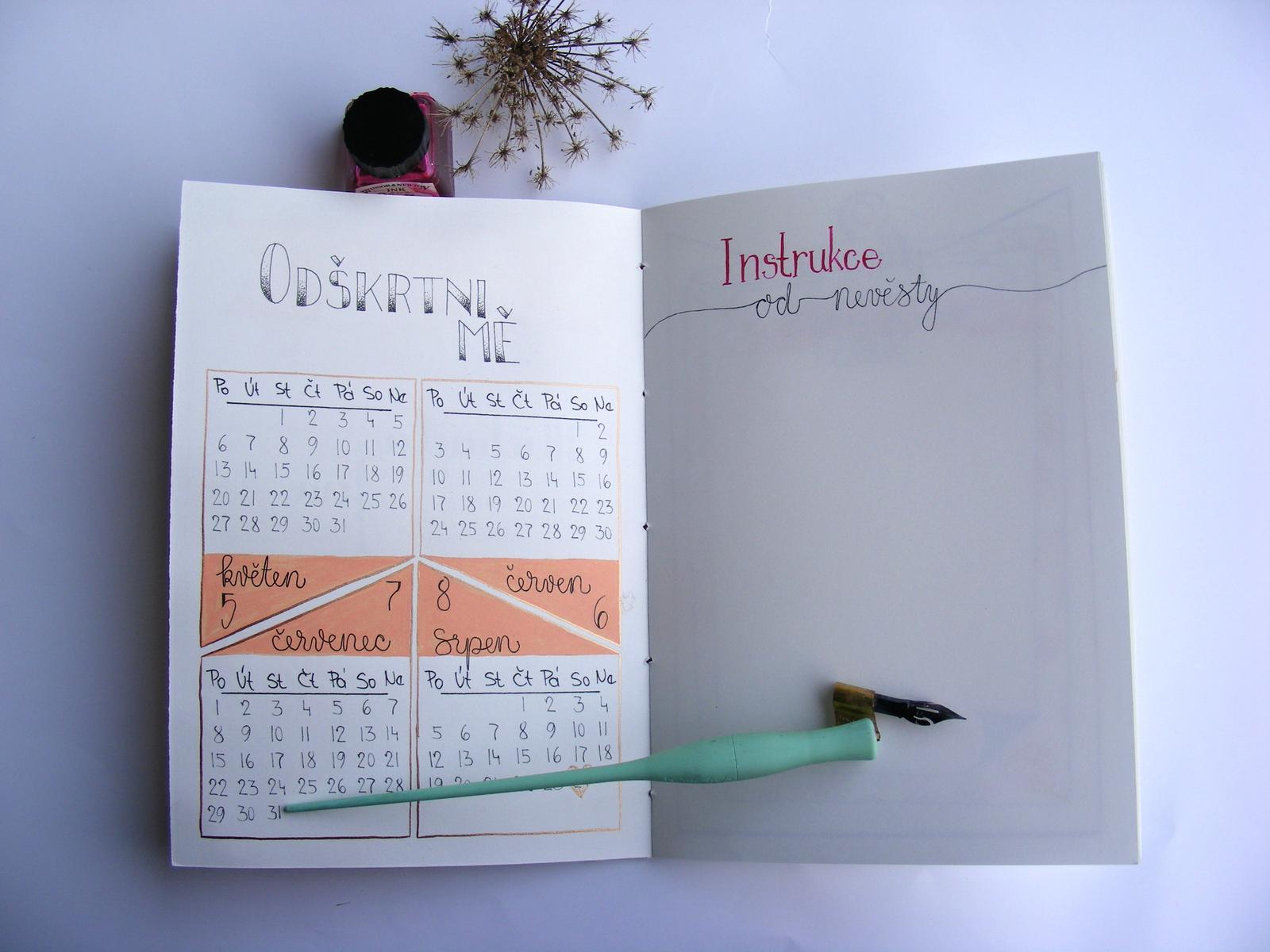 Plánovací deník pro svědka - Obrázek č. 3