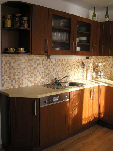 Naše bydleníčko - Moje chlouba ... kuchyňka :o)