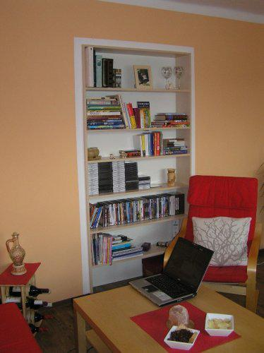 Naše bydleníčko - Náš obýváček