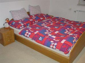 Naše ložnice :o)