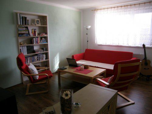 Naše bydleníčko - 30.10. Obývák má novou tvář :-)