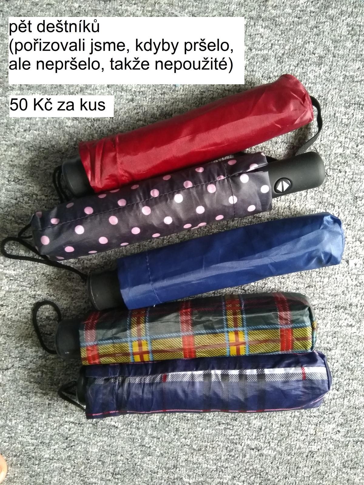 Deštníky - Obrázek č. 1
