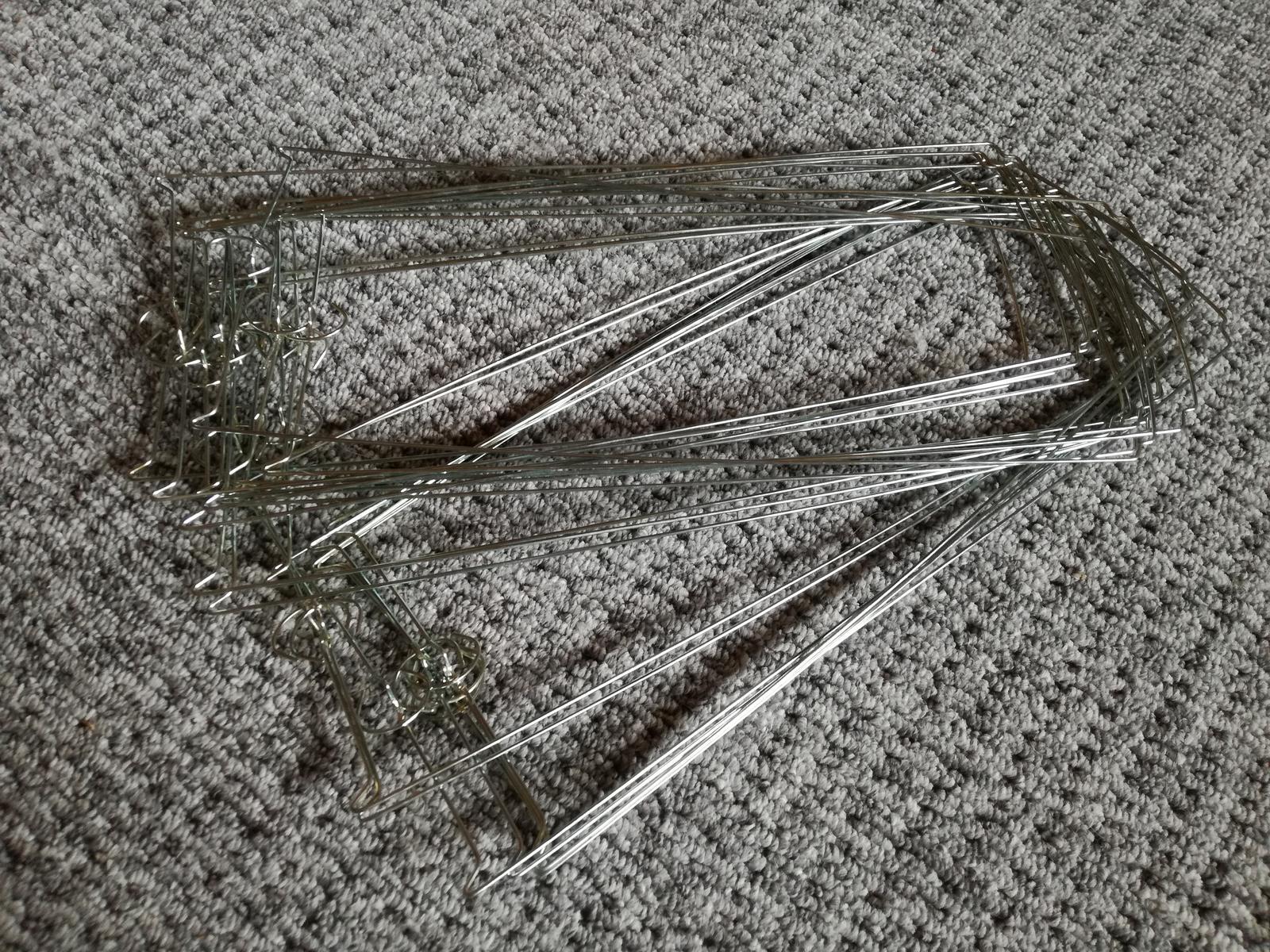 Lampión béžový/ivory velký - 20 ks - Obrázek č. 2