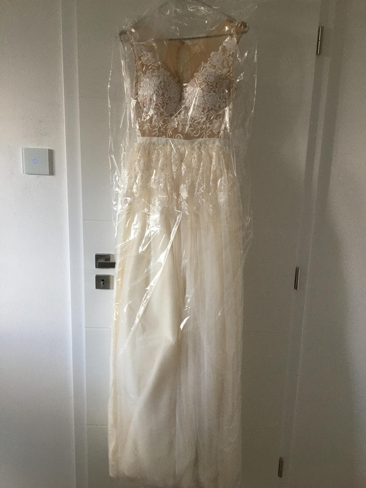 Svadobne šaty zn. Tina Valerdi - Obrázok č. 4