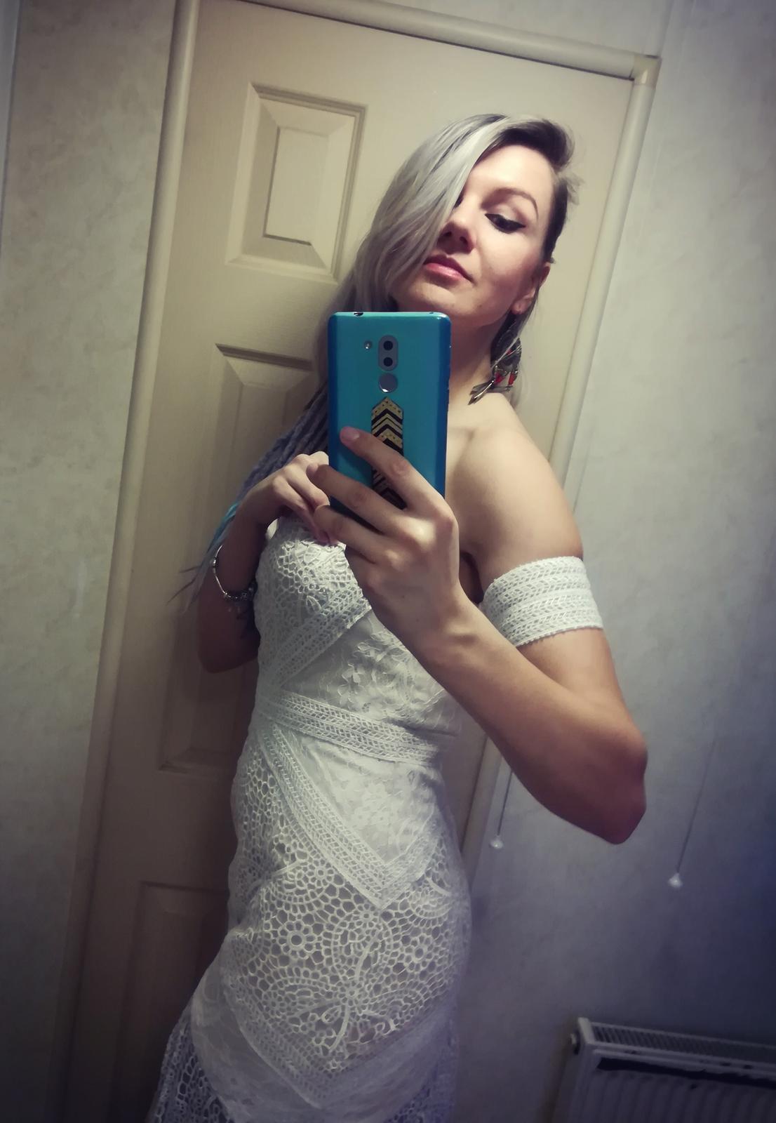 Svatební šaty boho - Obrázek č. 3
