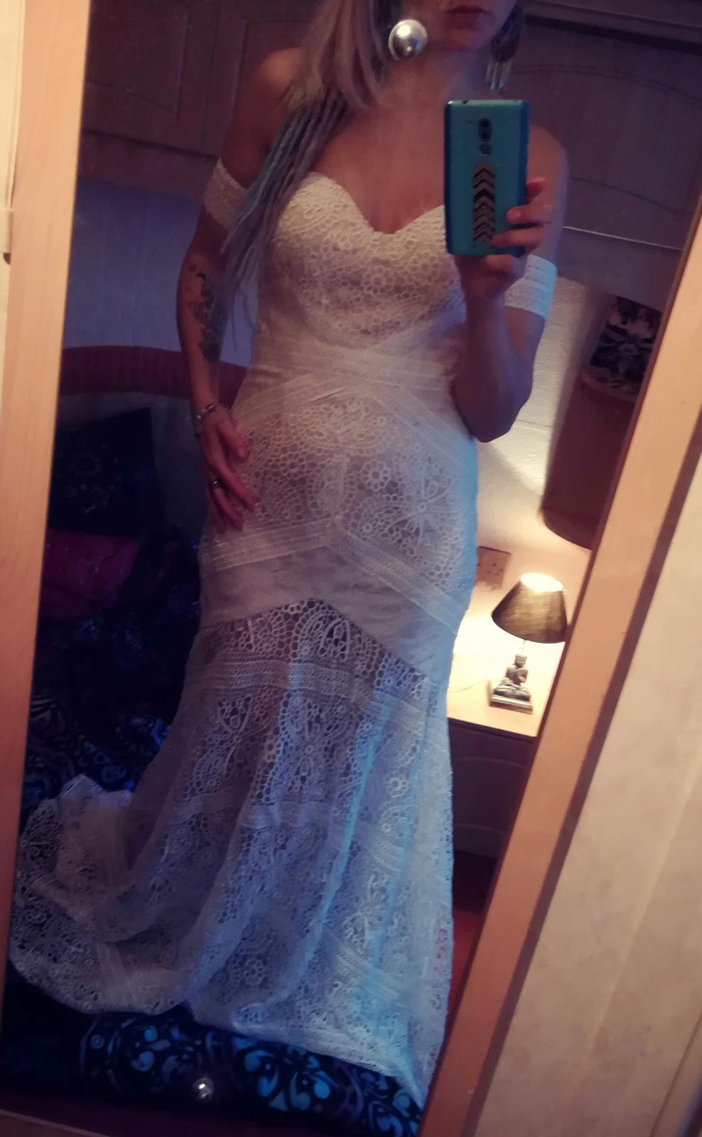 Svatební šaty boho - Obrázek č. 2