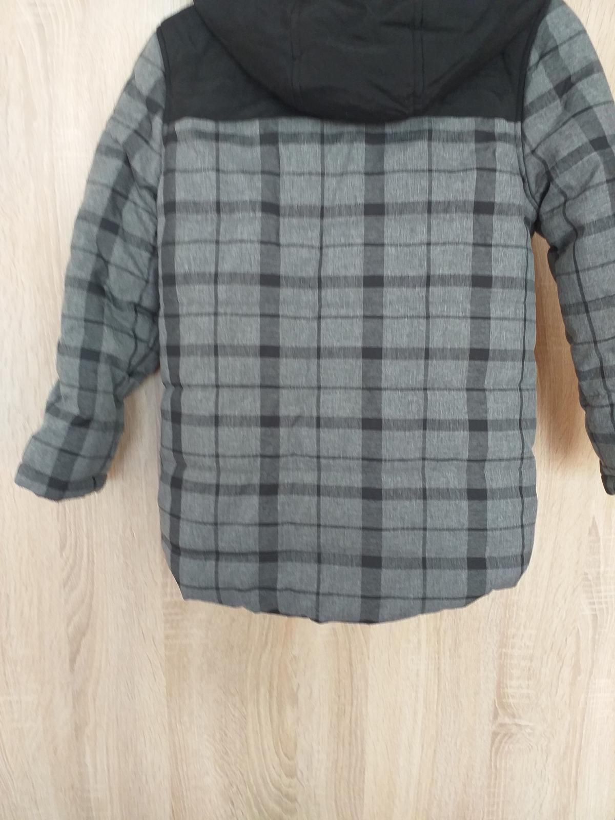 zimní bunda dětská - Obrázek č. 1