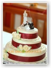 krásnej dortík, děkujeme..:)