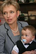 syn s mojí maminkou