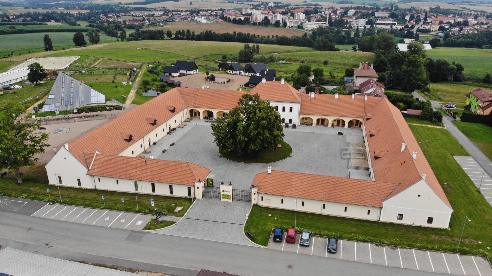 Místo naší svatby Centrum Eden - Bystřice nad Pernštejnem - Obrázek č. 9