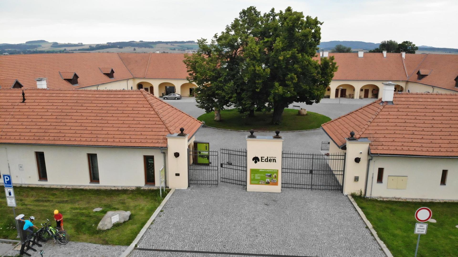 Místo naší svatby Centrum Eden - Bystřice nad Pernštejnem - Obrázek č. 3