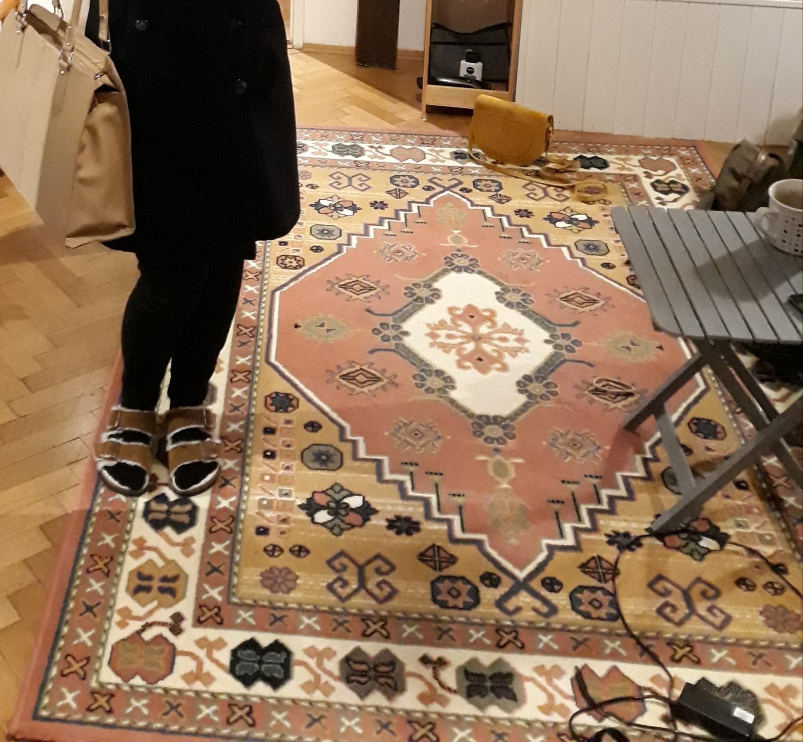 Boho vintage koberec - Obrázek č. 1