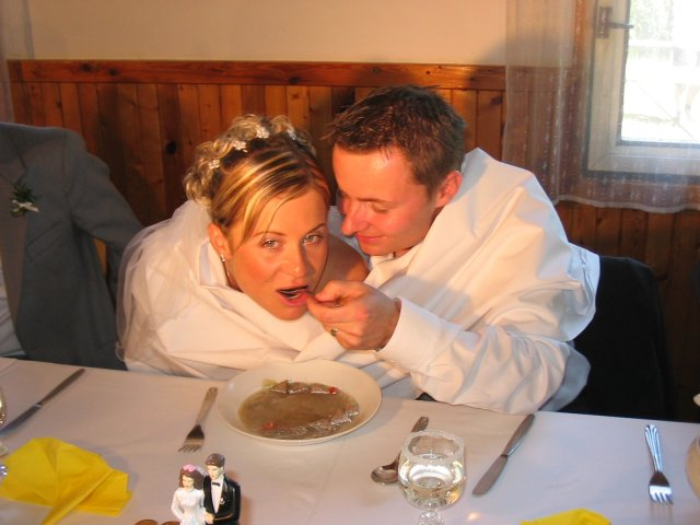 Péťa{{_AND_}}Pavlík - ... knedlíčkovou já nejradši, manžel méně, tak raději krmí ... :)