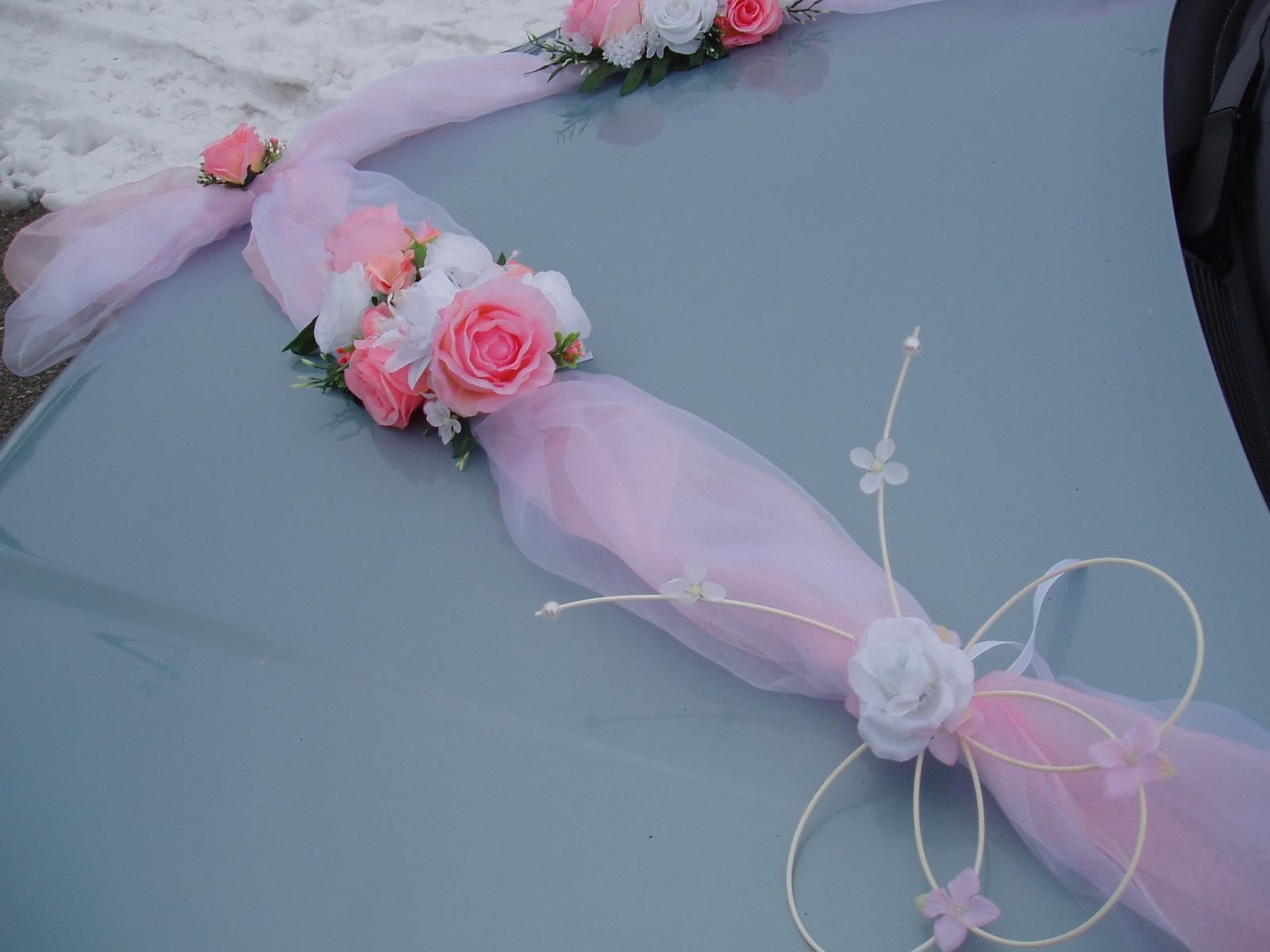 Svatební dekorace - Obrázek č. 15