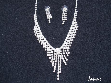 náhrdelník+náušnice - Obrázek č. 1