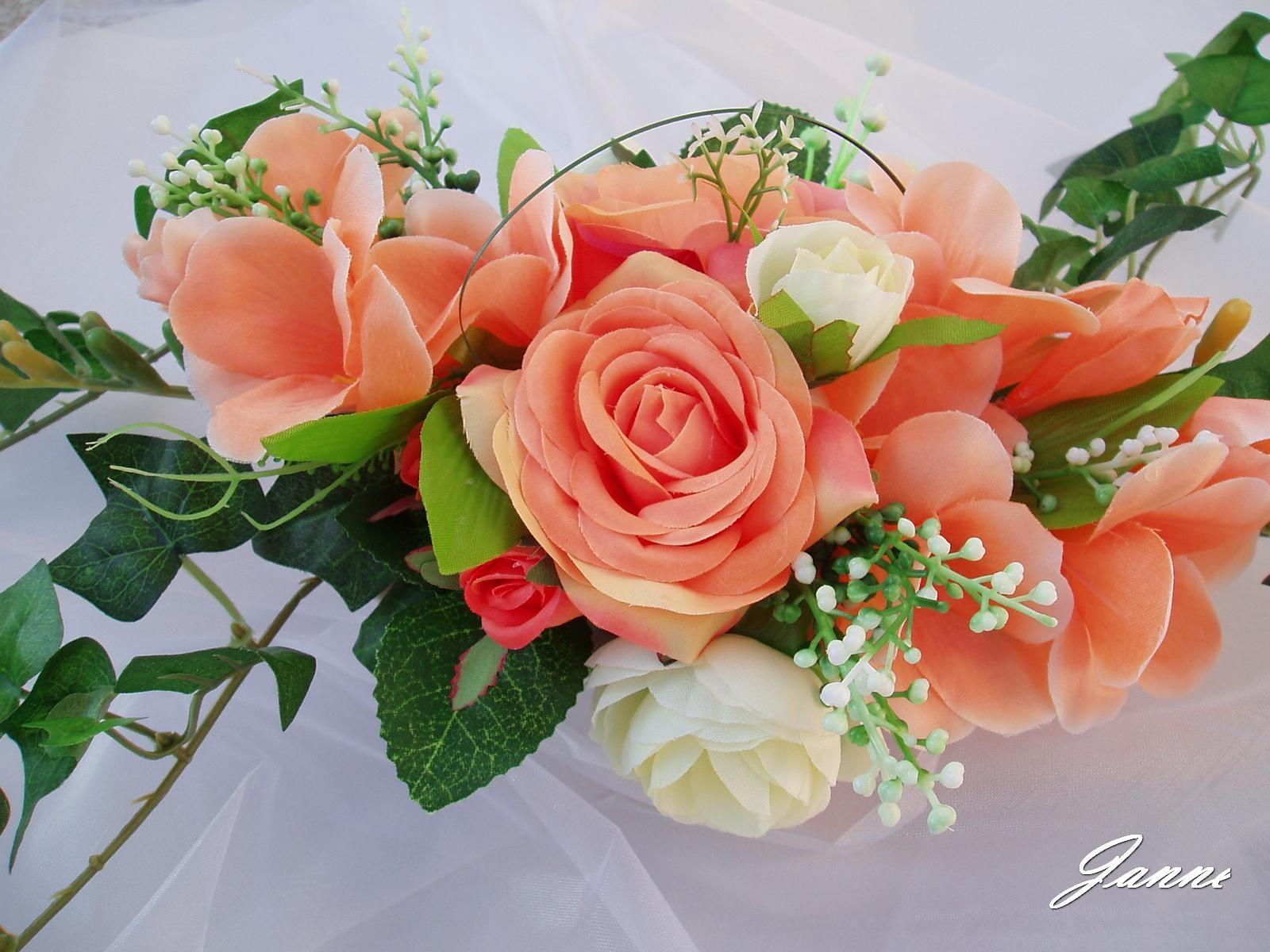 květiny v porcelánu - Obrázek č. 1