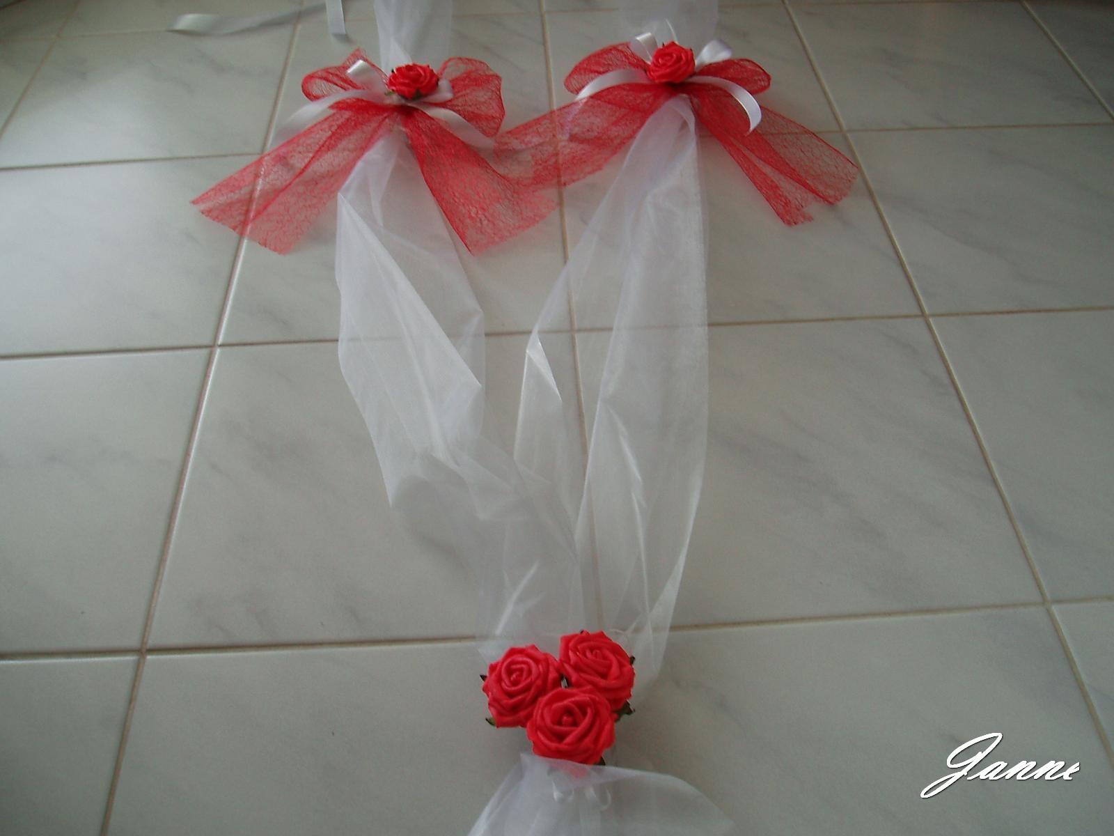 šerpa červená-růže - Obrázek č. 1