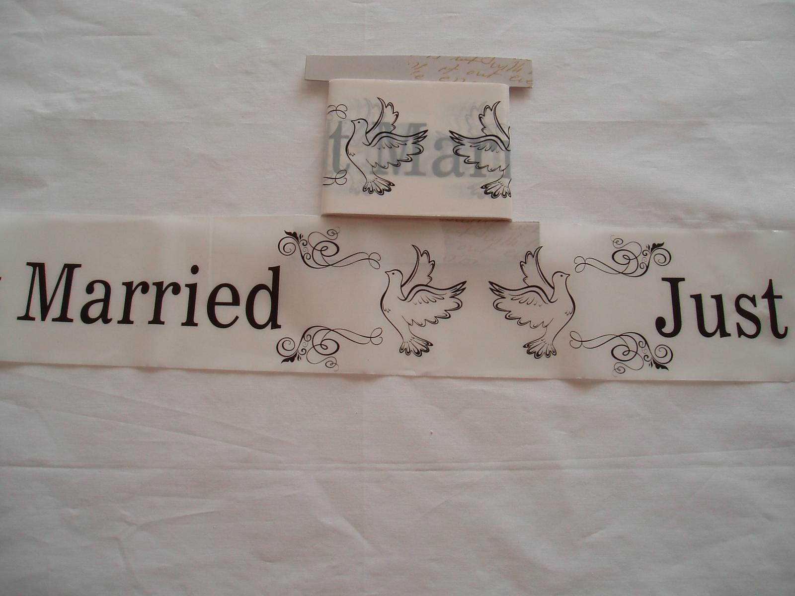 svatební páska - Obrázek č. 2